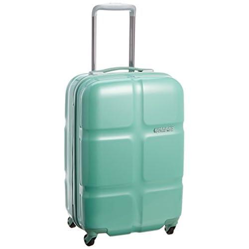 [アメリカンツーリスター] AmericanTourister Cube POP / キューブポップ スピナー55 (55cm/36L/2.7Kg) (スーツケース・キャリーバッグ・機内持込・TSAロック・大容量・軽量・ファスナー・保証付き)