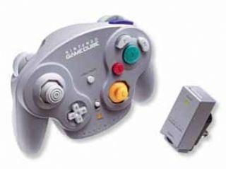 3166CV0PMKL GameCube Wavebird Wireless Controller