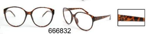 Brille mit Kunststoffgläser Spaßbrille