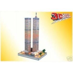 Picture of IDA 3D WORLD TRADE CENTER JIGSAW PUZZLE 3-D (B000OSQGJC) (3D Puzzles)