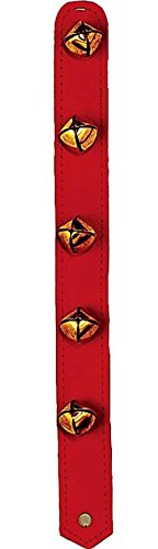 Red Jingle Bell Strap