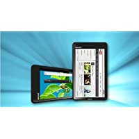 Datawind Ubislate 7CZ Tablet (WiFi, 3G via Dongle, Voice Calling)