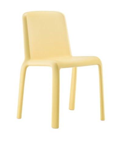 Pedrali stoel Sneeuw 303 Junior geel