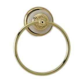 Phylrich Ktd40004 004 Satin Brass Bathroom Accessories Towel Ring Cheapest S2honghap100