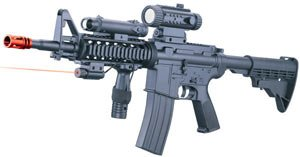 Electric M16 Assault Rifle FPS-170, Foregrip,
