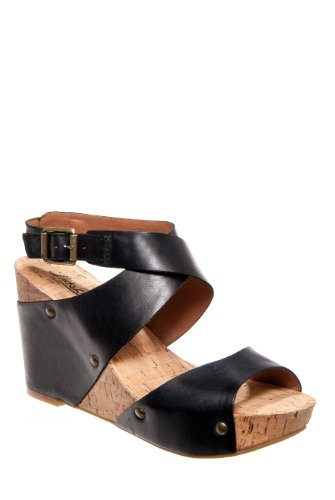 Lucky Brand Moran High Wedge Sandal