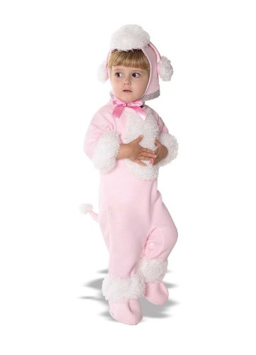 Rubies Costume Company Baby And Toddler Poodle Costume