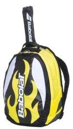 Babolat 753016 - Mochila de tenis para niño (37,5 x 28 x 17 cm, 12 L), color amarillo y negro