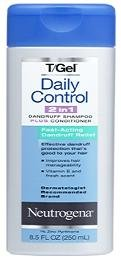 Neutrogena T-Gel Daily Control 2 In 1 Dandruff Shampoo Plus Conditioner 200Ml front-59774