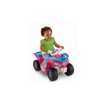 BARBIE LIL' TRAIL RIDER ATV