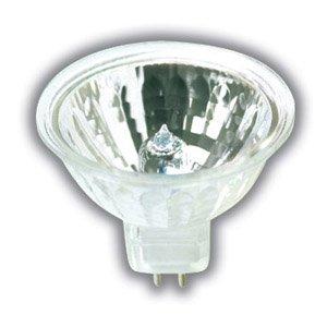 10-Pack - 50W - MR16 - EXN - 36 - Bi-Pin Base - 12V - 3,000Hrs - Industrial - Halogen Light Bulb