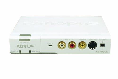 ADVC-110 Analogue/DV Converter bi-directional, bus power WHITE