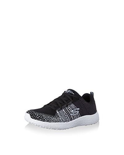 Skechers Zapatillas Negro / Blanco