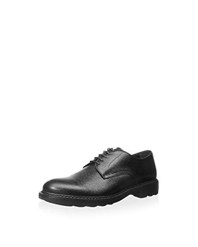 Dino Bigioni Men's Grain Leather Oxford