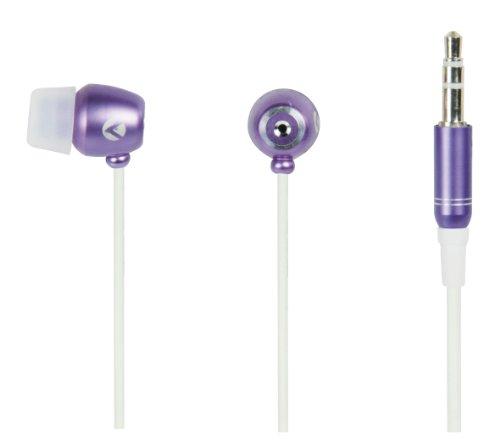 KNG Cyclone Inner Tornado Designer Earphones - Purple