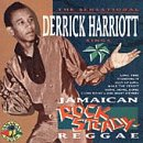 Sensational Derrick Harriott Sings Jamai