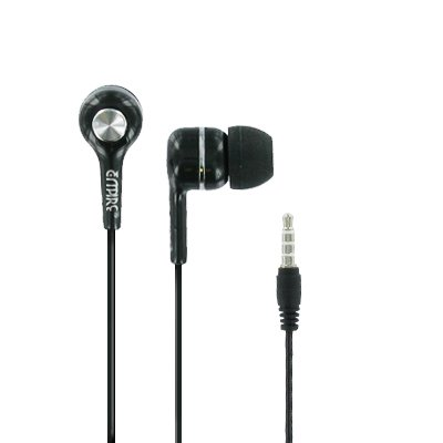 Empire 3.5Mm Hands-Free Black Stereo Headset For Htc One Mini
