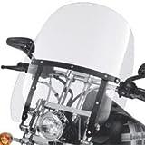 H-D Quick Release Compact Detach Windshield- 58360-09