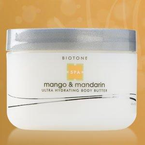 Biotone Ultra Hydratant Beurre corporel, Mango et