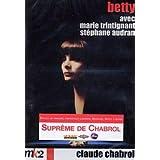 Betty (Region 2) ~ St�phane Audran