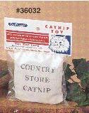 Dr. Daniels' Country Store Catnip Bag Cat Toy