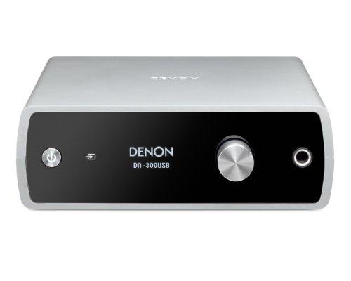 DENON DA-300USBS USB-DAC/ヘッドホンアンプ シルバー