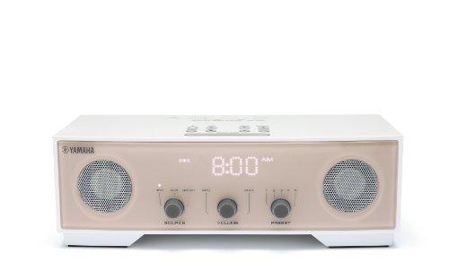 Yamaha TSXW80IV Wireless iPod, iPhone, Dab+, Clock Radio Docking System
