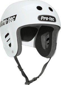 PRO-TEC Classic Full Cut Skate 2-Stage Liner White Medium Skateboard Helmet