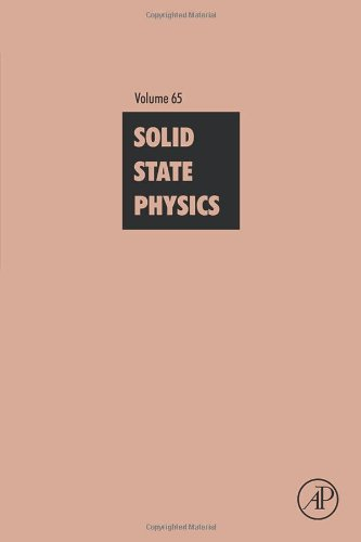 Solid State Physics, Volume 65 front-561972