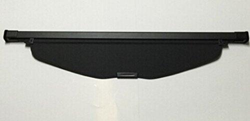 Kongka Cargo cover for 14-16 Nissan Rogue Black Retractable Trunk Shielding Shade (Nissan Rear Cargo Cover compare prices)