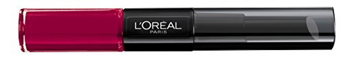 L'Oréal Make Up Designer Paris Infallible 24H Rossetto Lunga Tenuta, 505 Resolution Red
