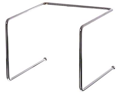Update International PTS-9 Chrome Plated Steel Rod Pizza Tray Stand