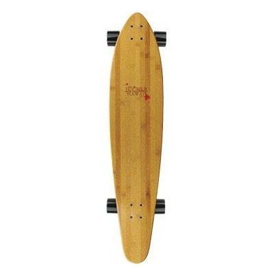 Longboard Bambus MAKAHA von Mike Jucker Hawaii