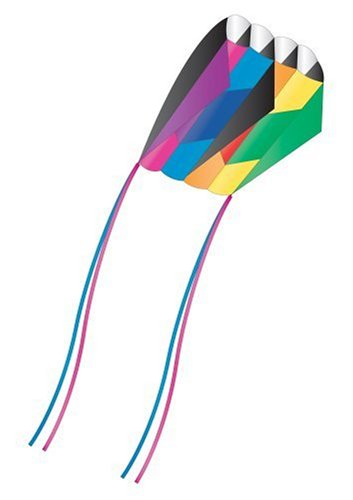 Skyfoil™ Frameless Parafoil Kite: Rainbow by X-Kites
