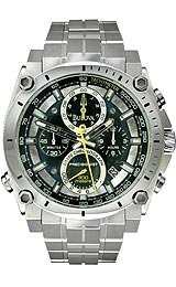 Bulova Precisionist Chronograph with Date Men's watch #96B175