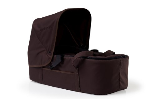 Bumbleride 2011 Indie Twin Carrycot Walnut (Brown) (Discontinued by Manufacturer) - 1