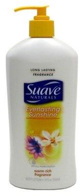 Suave Naturals Lotion 18oz Ever-Lasting Sunshine