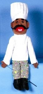 Ethnic Chef Full Body Puppet (Puppet Chef compare prices)