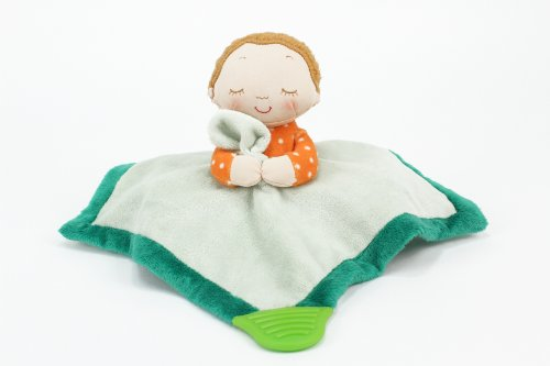 "Karen Katz ""Daddy and Me"" Teether Blankie - 1"