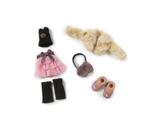 BRATZ-MGA Entertainment Kidz Princess Fashion Pack