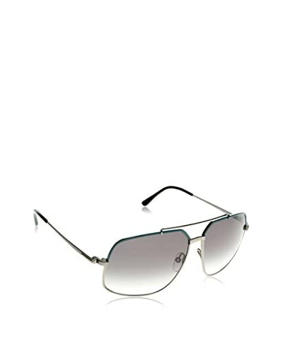 Tom Ford Silver Turquoise/ Grad Smoke