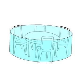 housse de protection pour table table ronde de jardin jardin m38. Black Bedroom Furniture Sets. Home Design Ideas