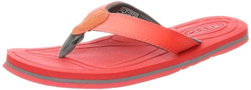 Keen Women'S Veracruz Flip Flop,Hot Coral/Gargoyle,6 M Us front-962127