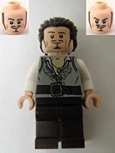 LEGO Pirates of the Caribbean: Will Turner Minifigure