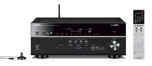 Check Out This Yamaha RX-V677 7.2-channel Wi-Fi Network AV Receiver with AirPlay