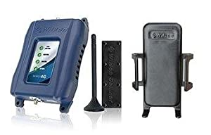 Wilson Electronics Mobile 4g Cell Phone Signal Booster with Hands Free Cradle for Multiple Users