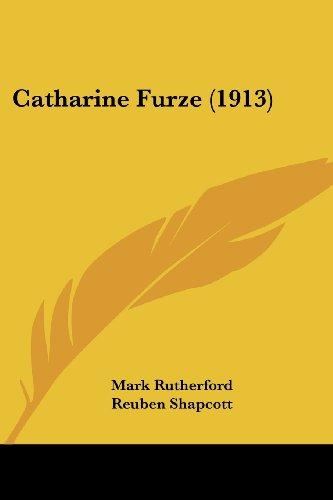 Catharine Furze (1913)