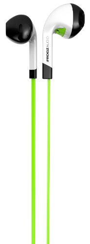 Zagg Ifrogz Intone Earbuds With Mic Green