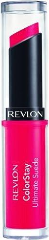 Revlon Colorstay Ultimate Suede Lipstick Finale 0.09 Ounce