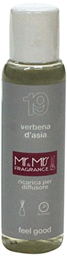 Mr&Mrs easy fragrance 019 Thailand verbena d' asia 詰め替えボトル100ml